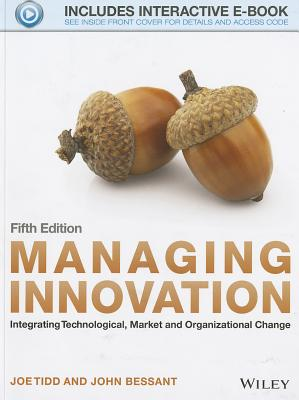 Managing Innovation By Tidd, Joe